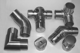 Rohrverbinder, Fittings