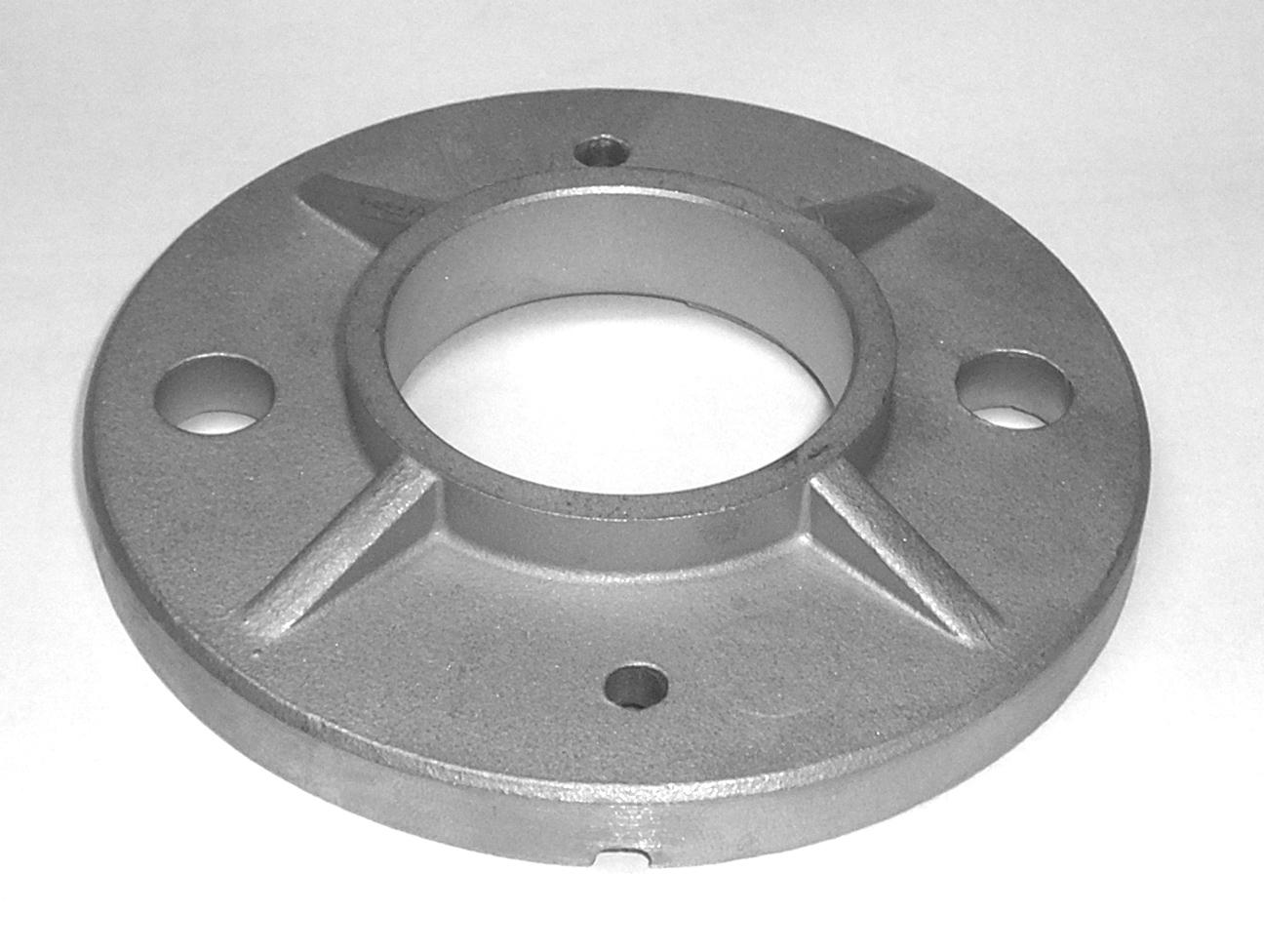 Edelstahl Rohrverbinder für Rohr 42,4 x 2,0mm Geländer Steckfitting Fitting V2A