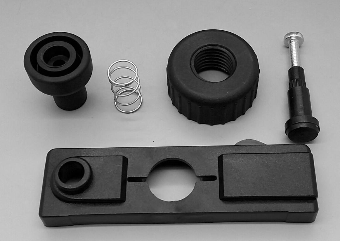 Ersatzteil Bohrbuchse 10 mm für Dübelleiste 4650 von Wolfcraft
